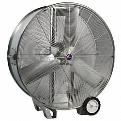 Air Circulator, 24 In, 6100 cfm, 115V