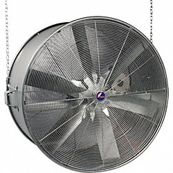 Air Circ, 42 In, 18, 000 cfm, 208-230/460V
