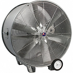Air Circulator, 42 In, 18, 000 cfm, 115V