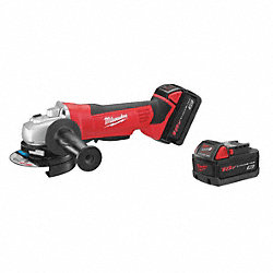 Cordless Combination Kit, 18V, 4-1/2 In.