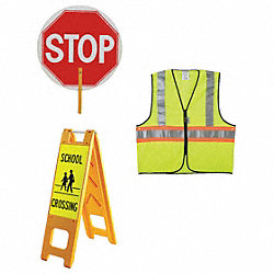 Crosswalk Safety Kit, Large
