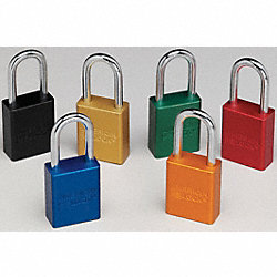 Padlock, Assorted Colors