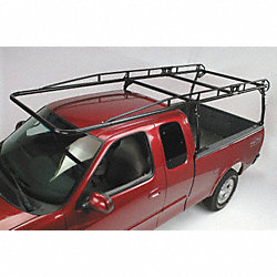 Over Cab Ladder Rack Combination, Steel
