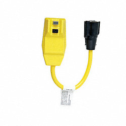 GFCI Cord Set, Right Angle