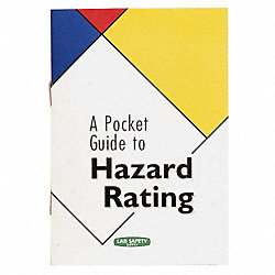 HAZMAT NFR Pocket Guide, 3 1/2 x 5 In