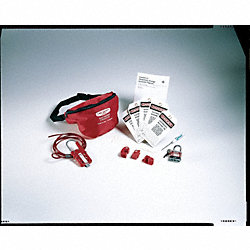 Portable LockoutKit, Filled, Electrical, 14