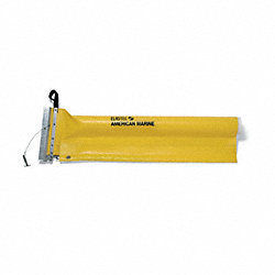 Spill Containment Boom, 25 ft., 4 In.