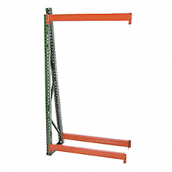 Cable Reel Rack Add On, 96 In.H