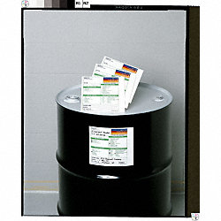 Secondary Label, 5 In. W, 5 In. H, PK 100