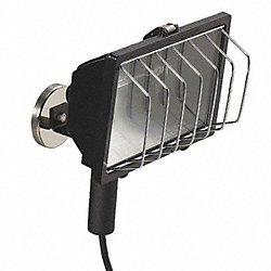 Floodlight, 500W, Quartz Halogen