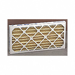 Pleated Air Filters, 24 x 24 x 2 In.