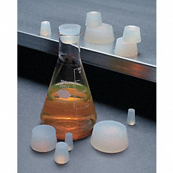 Peroxide-Cured Silicone Stopper, PK10