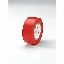 Hazard Marking Tape, Roll, 2In W, 180 ft. L