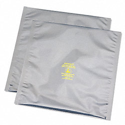 Lay Flat Poly Bag, 8 In.L, 6 In.W, PK100