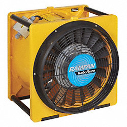 Conf.Sp. Fan, Axial, 16 In, 1/2 HP