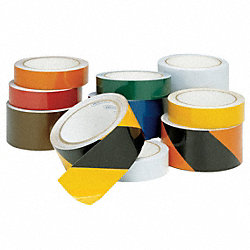Marking Tape, Roll, 2In W, 30 ft. L