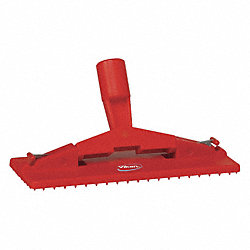 Floor Model Pad Holder, Red, 3-13/16 X 9