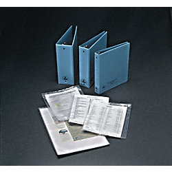 ESD Binder, 8.5x11 In, 2 In Ring