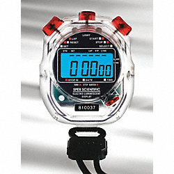 STOPWATCH LUMINESCENT NIST 3.2