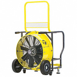 Pressure Ventilation Blower, 22-1/4 In. W