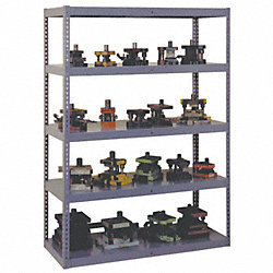 High-Capacity Storage Rack, 96In Wx84In H