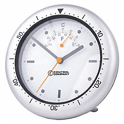 Indoor/Outdoor Clock