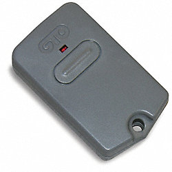 Single Button Entry Transmitter