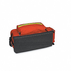 Trauma Bag, Nylon, 10-1/2 x 24-1/2 x 10 In