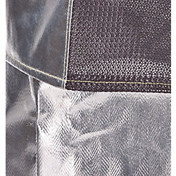 Aluminized Jacket, L, Kevlar