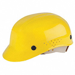 Vented Bump Cap, Yellow