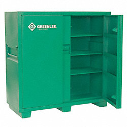 Utility Cabinet, Two Door, 46 ft Capacity