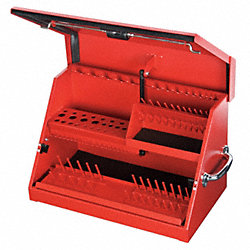 SMALL TOOL BOX RED