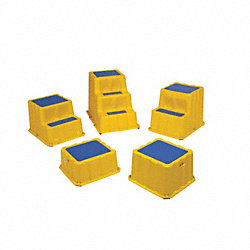 Step Stand, Yellow, 30