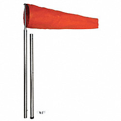 Windsock, Orange, 6-1/2 In.