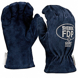 Firefighters Gloves, S, Lthr, PR