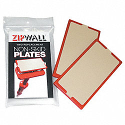 Replacement Non-Skid Plate, PK2