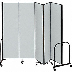 9FT5INX6FT0INH PARTITION GRAY