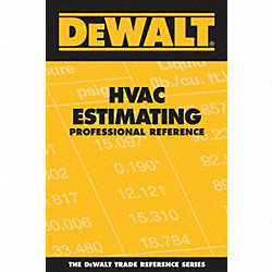 DEWALT HVAC Estimating Professional Ref