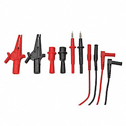 Professional Test Lead Kit, 42 In. L