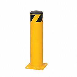 Removable Bollards/Rack Guards, 42x36 In