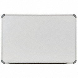 Magnetic Dry Erase Board, 24 x 36 In.