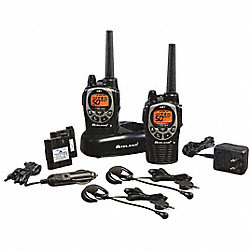 Two Way Radio, 50 Channel FRS/GMRS, 1 PR