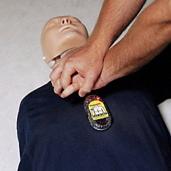 Coaching Device, CPR Chest Compression