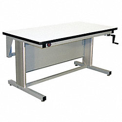 Modular Workbench, 72Wx30Dx30 in. H
