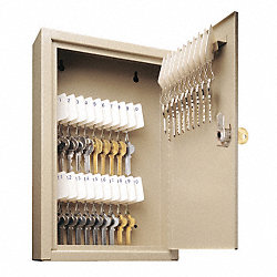 Key Cabinet, 12-1/8 In Height