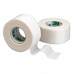 Surgical Tape, 1/2 In x 10 yd, Pk 24