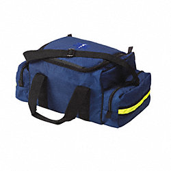 Trauma Bag, Nylon, Navy, 20