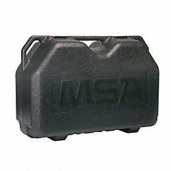 Hard Carrying Case, Black, Polyethylene