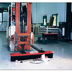 Forklift-Mount Dust Mop Kit