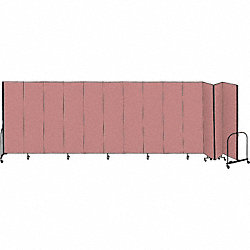 24FT1INX5FT0INH PARTITION MAUVE